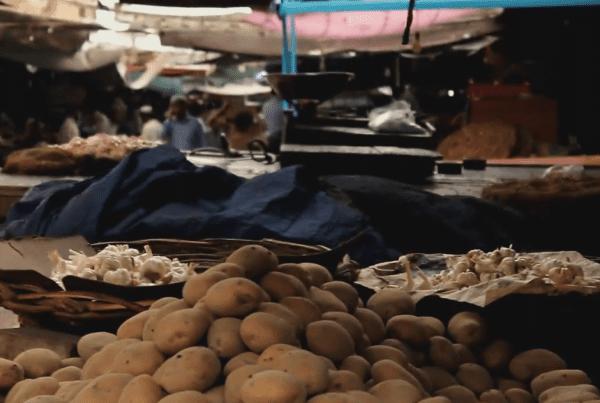 Empress Market Karachi Pakistan